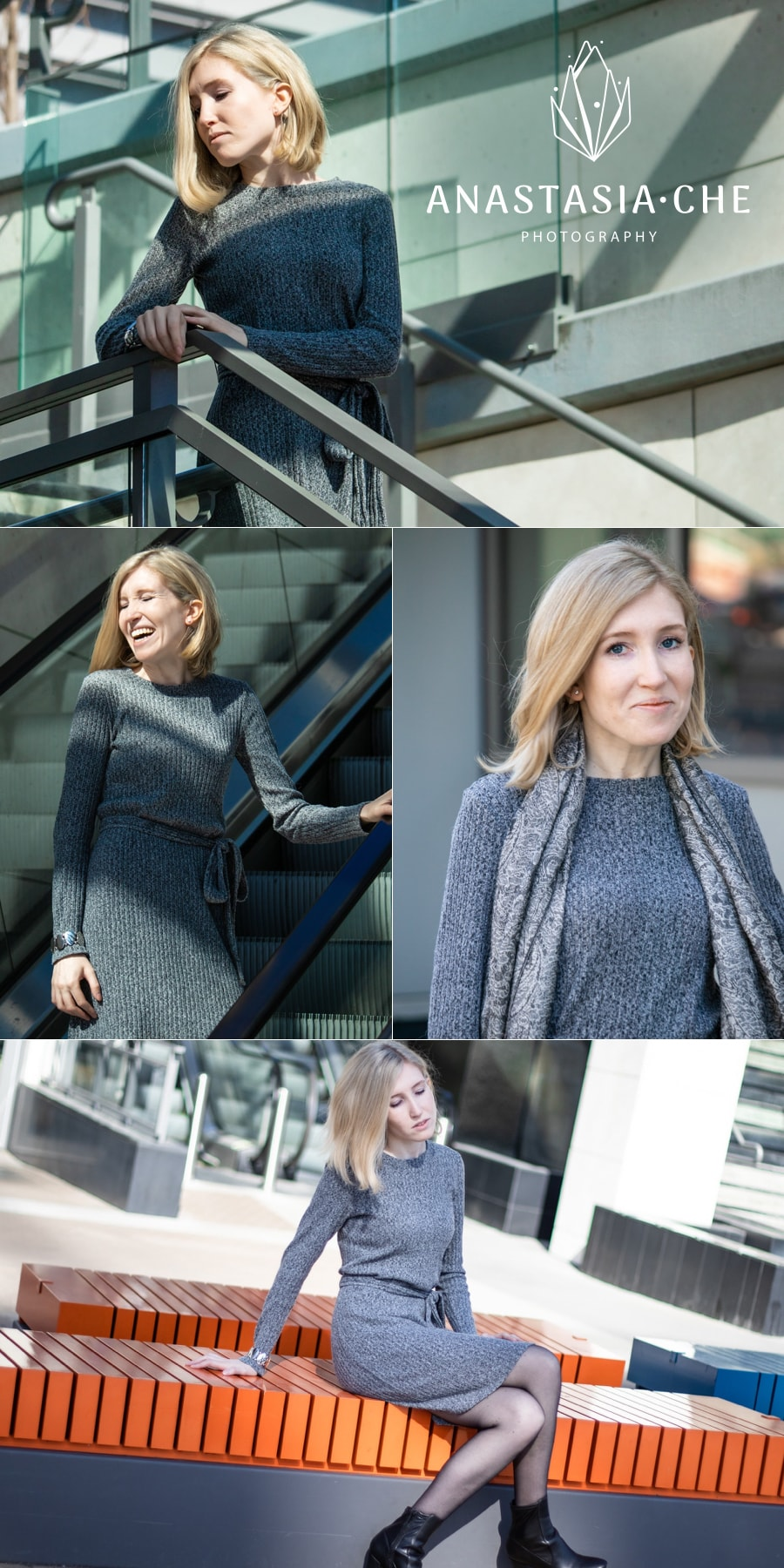 Portraits for a business woman