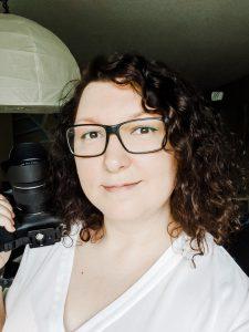Portrait of a Vancouver photographer