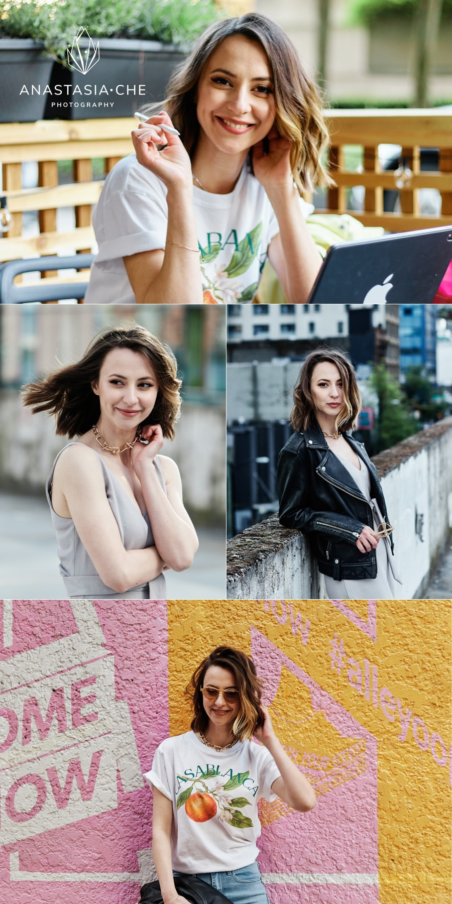 Social content for language tutor Natasha to use on her social. See the result on the link! #spring #brand #content #vancouverphotographer