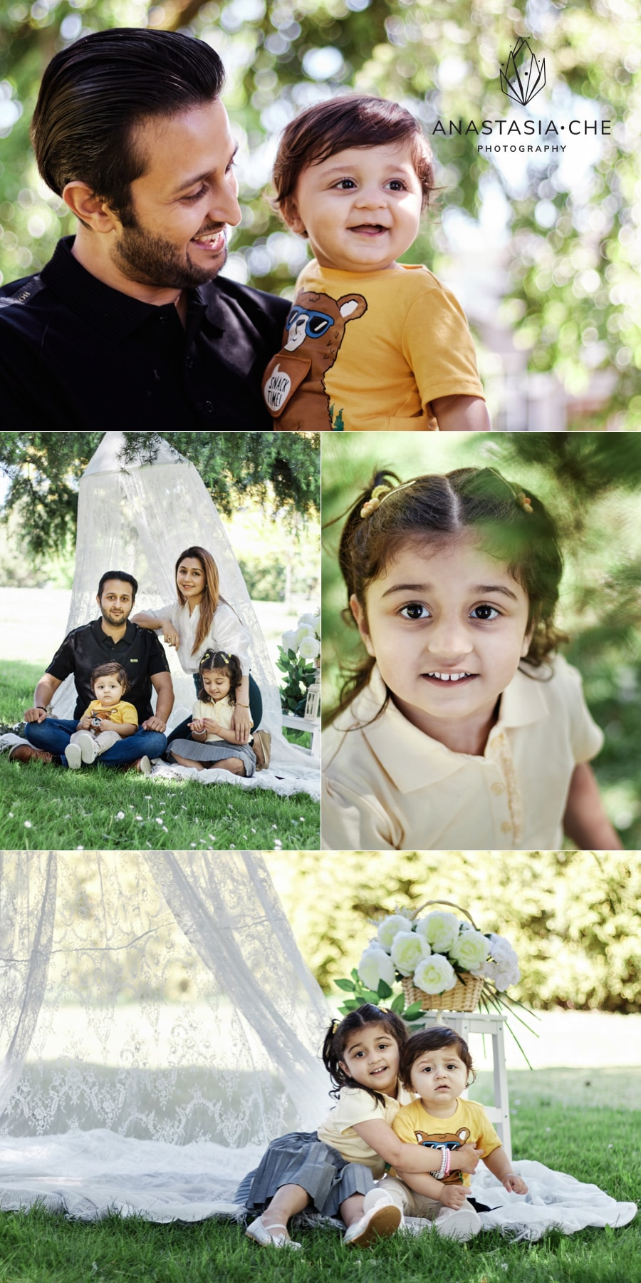 Mini-session for a family of four at Queen Elizabeth Park. See the result on the link! #family #familyminis #familyphoto #vancouverphotographer