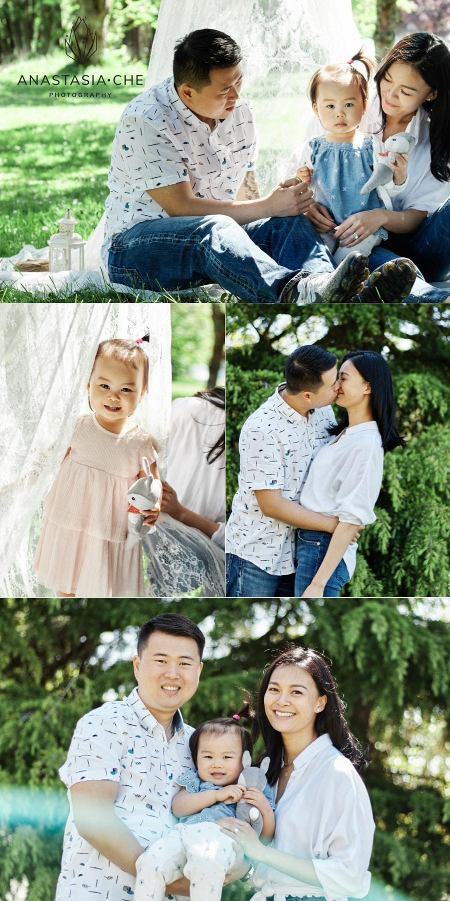 Cutest family photos in my custom setup. See the result on the link! #familyphotography #minisession #vancouverphotographer