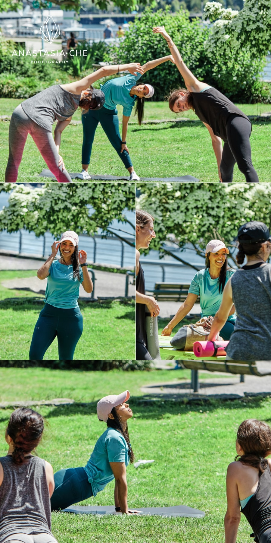 Brand content photo session for a personal trainer and a nutritionist Wafaa. See the result on the link! #brandcontent #socialcontent #vancouverphotographer
